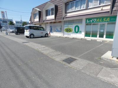【駐車場】高丘北3丁目住居付き店舗