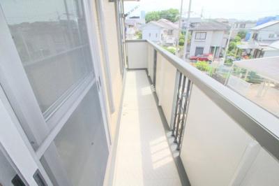 【バルコニー】喜多村タウンハウス