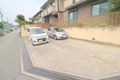 【駐車場】喜多村タウンハウス