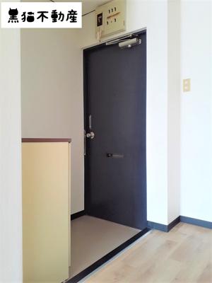 【玄関】ブラウンハイツ