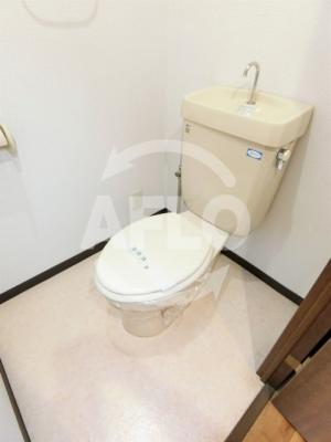 ルナ天神橋 トイレ