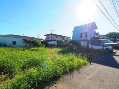 【前面道路含む現地写真】東村山市久米川町4丁目 全2棟 B号棟