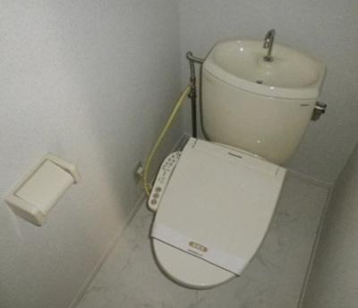 【トイレ】ハイツつくもりざか