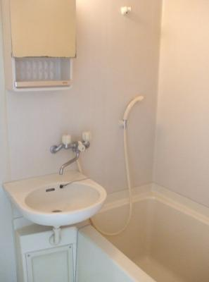 【浴室】ハイツフォーレスト