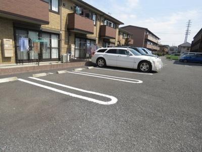 【駐車場】フェニックス小仙波H棟