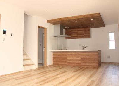 【区画図】入間市扇町屋1丁目(タマタウン入間扇台) 全3棟 2号棟