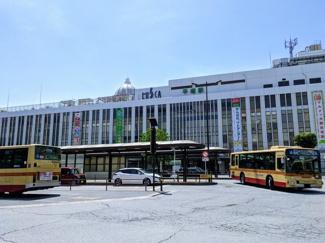 平塚駅までバスで9分の距離です!