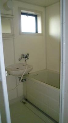 【浴室】第二グランドハイツ