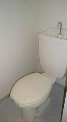 【トイレ】第二グランドハイツ