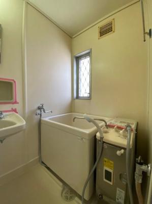 【浴室】ハイツナカノ