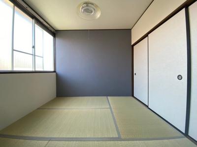 【寝室】ハイツナカノ
