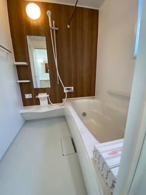【浴室】宇治市莵道河原 新築戸建