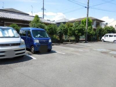 【駐車場】メゾンヤマショーA