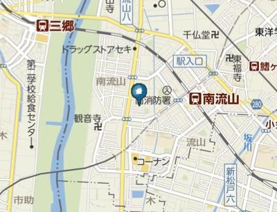 【地図】Cuore TX(クォーレ ティーエックス)