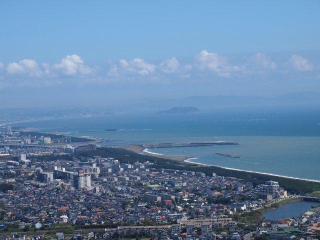 海と山と川に囲まれた自然豊かな街『平塚』
