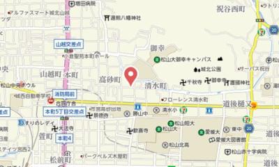 【地図】クレール穂