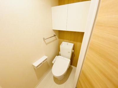 【トイレ】クレール穂