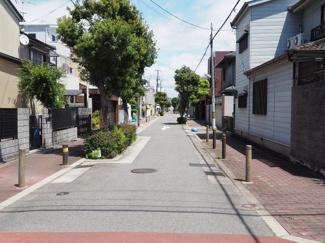 【外観】旭区清水2丁目建築条件付土地