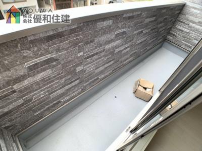 【バルコニー】神戸市垂水区星陵台 新築戸建