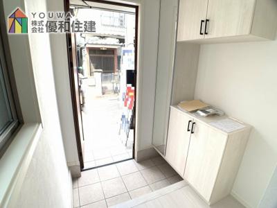 【玄関】神戸市垂水区星陵台 新築戸建