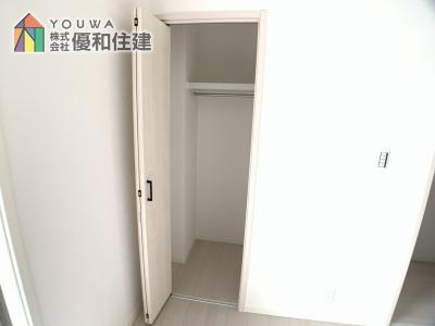 【収納】神戸市垂水区星陵台 新築戸建