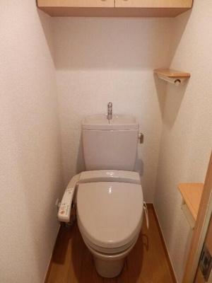【トイレ】ルーブル中目黒弐番館