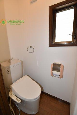 【トイレ】北区日進町1丁目 中古一戸建て