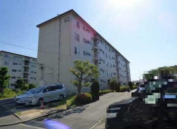 【外観】神陵台西住宅60号棟