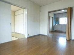 【居間・リビング】神陵台西住宅60号棟