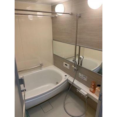 【浴室】パデシオン御池西ノ京グラン