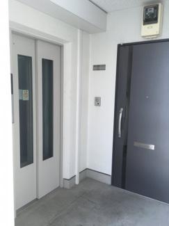 エレベーターあり