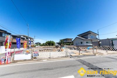 【外観】立川西砂町2丁目 新築戸建 全4棟 A号棟