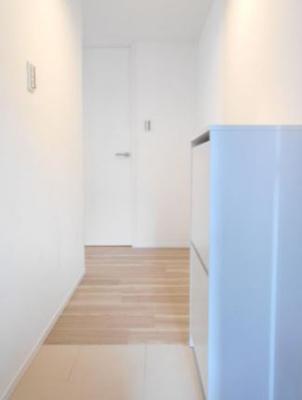 【玄関】トレスコート目黒本町