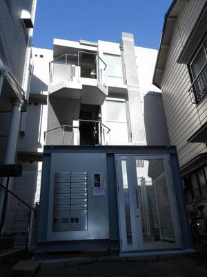 【外観】トレスコート目黒本町