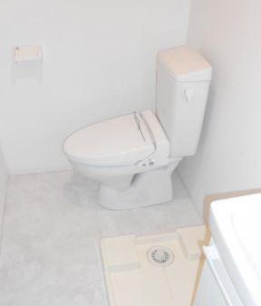 【トイレ】トレスコート目黒本町