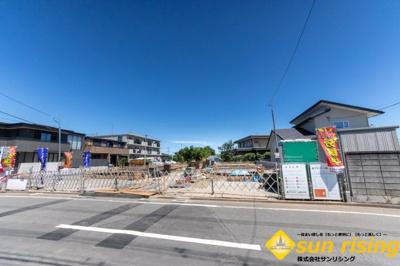 【外観】立川西砂町2丁目 新築戸建 全4棟 C号棟