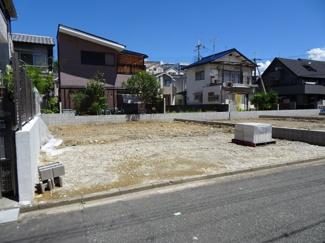 【外観】川西市南花屋敷4丁目4-6 3号棟 新築一戸建て