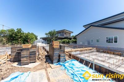 【外観】立川西砂町2丁目 新築戸建 全4棟 D号棟