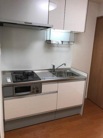 【キッチン】UTマンション