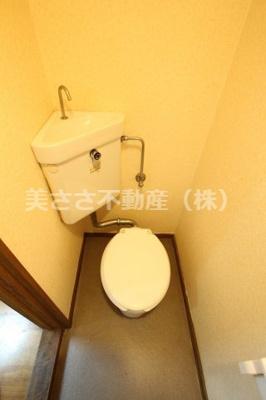 【トイレ】杉本コーポ