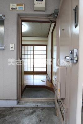 【玄関】杉本コーポ