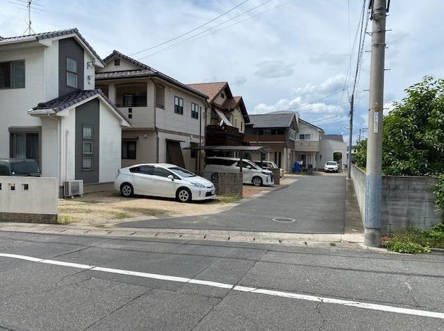 【前面道路含む現地写真】福島中古