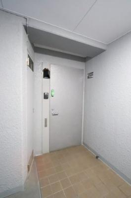 玄関です:リフォーム完了済♪三郷新築ナビで検索♪