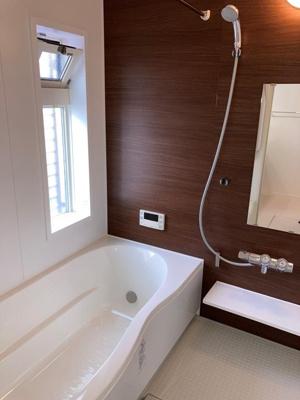 【浴室】内谷戸建