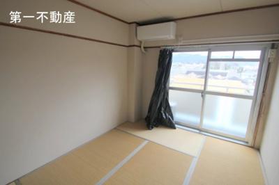 画像はイメージです。和室→洋室のお部屋です。