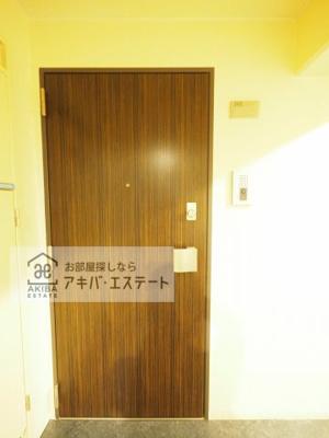 【玄関】エステムプラザ日本橋