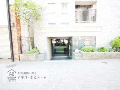 【エントランス】エステムプラザ日本橋