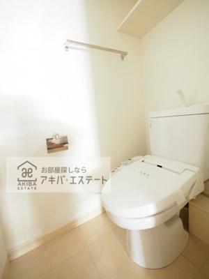 【トイレ】エステムプラザ日本橋