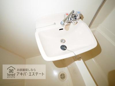 【洗面所】エステムプラザ日本橋