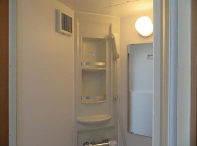 日々の暮らしに欠かせないシャワールームですソフィアアックス さっと体を洗えるシャワールーム付です